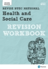 Image for Health and social care: Revision workbook
