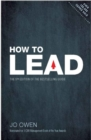 Image for How to lead  : the definitive guide to effective leadership