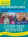 Image for KS2 SATS test builder: Grammar, punctuation and spelling