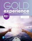 Image for Gold Experience 2nd Edition B2+ Student's Book with Online Practice Pack
