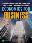 Image for Economics for business.