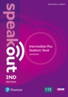 Image for Speakout Intermediate Plus 2nd Edition Student's Book with DVD-ROM and MyEnglishLab Pack