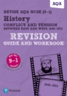 Image for Revise AQA GCSE (9-1) History Conflict and tension between East and West, 1945-1972 Revision Guide and Workbook : includes free online edition