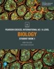 Image for BiologyEdexcel International AS level,: Student book