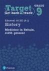 Image for Edexcel gcse (9-1) history: Medicine in Britain, c1250-present