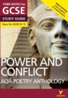 Image for AQA poetry anthology.: (Power and conflict)