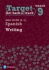 Image for Target grade 9 writing AQA GCSE (9-1) Spanish workbook