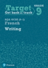 Image for Target grade 9 writing AQA GCSE (9-1) French: Workbook