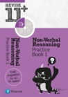 Image for Non-verbal reasoningPractice book 1