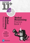 Image for Verbal reasoningPractice book
