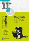 Image for English: Ten-minute tests