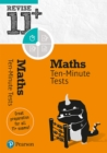 Image for Maths ten-minute tests