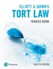 Image for Elliott & Quinn's Tort Law