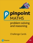 Image for Pinpoint Maths Year 1 Problem Solving and Reasoning Challenge Cards