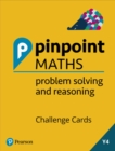 Image for Pinpoint Maths Year 4 Problem Solving and Reasoning Challenge Cards
