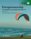 Image for Entrepreneurship: successfully launching new ventures