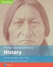 Image for Edexcel GCSE (9-1) History Foundation The American West, c1835-c1895 Student Book