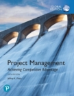 Image for Project management  : achieving competitive advantage