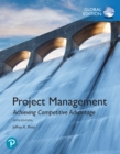 Image for Project management: achieving competitive advantage