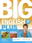 Image for Big English Plus 1 Pupil's Book with MyEnglishLab Access Code Pack New Edition