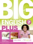 Image for Big English Plus 2 Pupil's Book with MyEnglishLab Access Code Pack New Edition