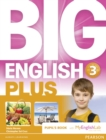 Image for Big English Plus 3 Pupil's Book with MyEnglishLab Access Code Pack New Edition