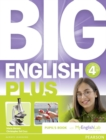 Image for Big English Plus 4 Pupil's Book with MyEnglishLab Access Code Pack New Edition