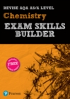 Image for Revise AQA AS/A level chemistry exam skills builder
