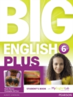 Image for Big English Plus American Edition 6 Students' Book with MyEnglishLab Access Code Pack New Edition