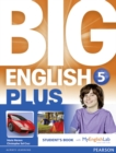 Image for Big English Plus American Edition 5 Students' Book with MyEnglishLab Access Code Pack New Edition