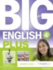 Image for Big English Plus American Edition 4 Students' Book with MyEnglishLab Access Code Pack New Edition