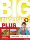 Image for Big English Plus American Edition 1 Students' Book with MyEnglishLab Access Code Pack New Edition