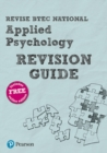 Image for Revise BTEC National Applied Psychology: Revision guide