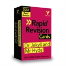 Image for York Notes for AQA GCSE (9-1) Rapid Revision Cards: Dr Jekyll and Mr Hyde