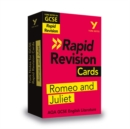 Image for York Notes for AQA GCSE (9-1) Rapid Revision Cards: Romeo and Juliet - Catch up, revise and be ready for 2021 assessments and 2022 exams
