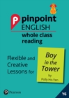 Image for Whole class readingYear 6,: Boy in the tower :