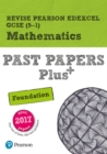 Image for Mathematics past papers plusFoundation tier