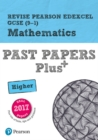 Image for Mathematics past papers plusHigher tier