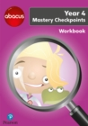 Image for Abacus mastery checkpoints workbookYear 4/P5