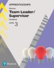 Image for Apprenticeship Team Leader / Supervisor Level 3 Handbook + ActiveBook : Level 3,