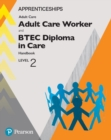 Image for Apprenticeship Adult Care Support Worker Level 2 Learner Handbook + Activebook