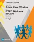 Image for Apprenticeship Adult Care Support Worker Level 2 Learner Handbook + Activebook