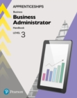 Image for Apprenticeship business administratorHandbook