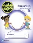 Image for Power Maths Reception Pupil Journal A