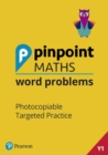 Image for Word problems  : photocopiable targeted practiceYear 1,: Teacher book