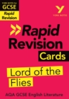 Image for York Notes for AQA GCSE (9-1) Rapid Revision Cards: Lord of the Flies