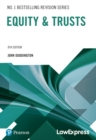 Image for Equity and trusts