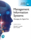 Image for Management Information Systems: Managing the Digital Firm plus Pearson MyLab MIS with Pearson eText, Global Edition