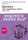 Image for The American west, c1835-c1895: Practice paper plus