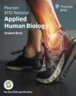 Image for BTEC national applied biology: Student book with Activebook